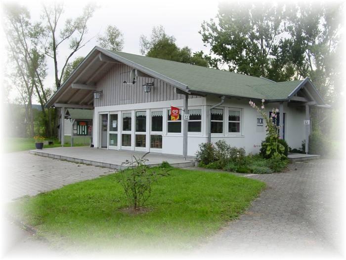 Clubheim TCR